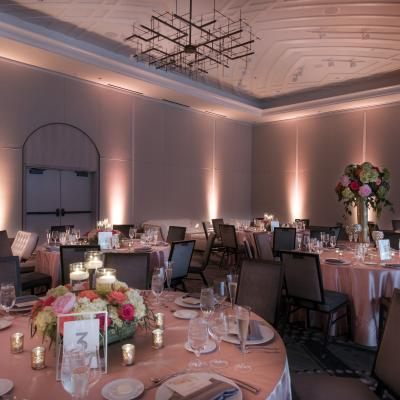 Spacious Wedding Setups