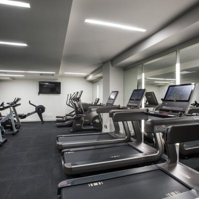LH Fitness Center TechnoGym