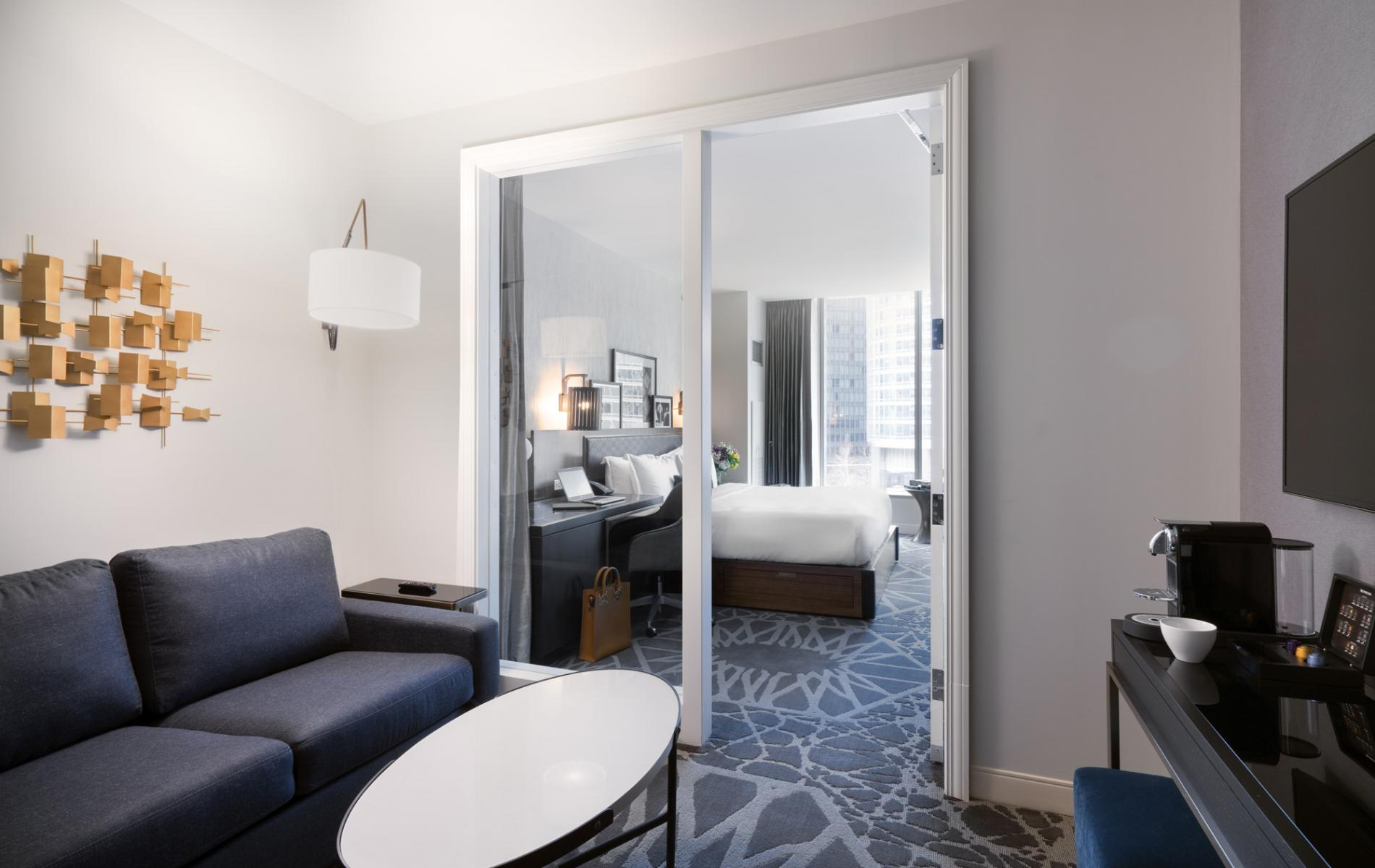 Our Rooms. Chicago Luxury Riverfront Hotel   LondonHouse Chicago