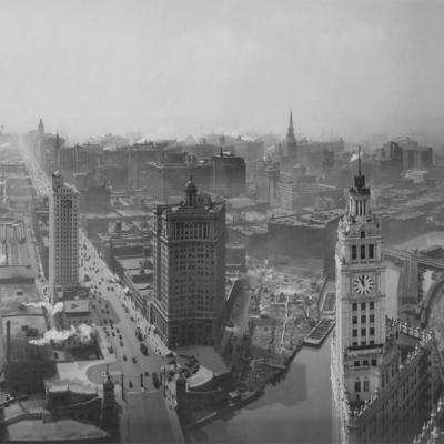 Historic Chicago 1920s